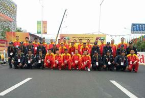 太安盛世承担2014国际田联竞走世界杯赛安全护卫工作