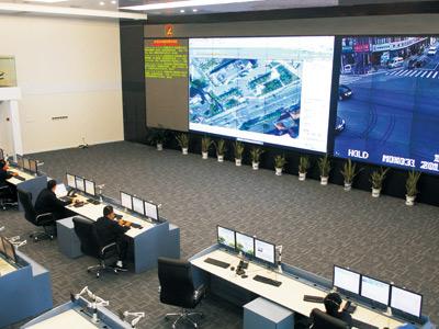 太安盛世远程监控报警中心服务